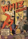 Cover For Whiz Comics 52
