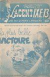 Cover For L'Agent IXE 13 v2 116 La plus belle victoire