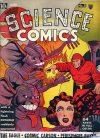 Cover For Science Comics 3