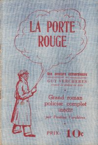 Large Thumbnail For Guy Verchères 01 - La Porte Rouge