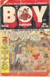 Cover For Boy Comics 49