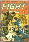 Cover For Fight Comics 19