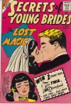 Cover For Secrets of Young Brides 18