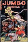 Cover For Jumbo Comics 159