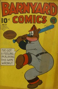 Large Thumbnail For Barnyard Comics #8