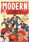 Cover For Modern Comics 102 (fiche)