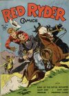 Cover For Red Ryder Comics 23