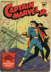 Cover For Captain Marvel Jr. 77