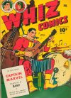 Cover For Whiz Comics 62