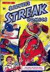 Cover For Silver Streak Comics 4 (8fiche)
