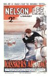 Cover For Nelson Lee Library s2 39 - Kassker's Armada