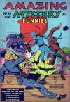 Cover For Amazing Mystery Funnies 21