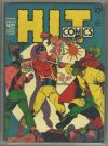Cover For Hit Comics 6 (fiche)