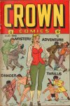 Cover For Crown Comics 14