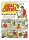 Cover For Girls' Crystal 973