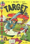 Cover For Target Comics v3 7