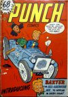 Cover For Punch Comics 22