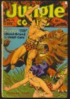 Cover For Jungle Comics 72