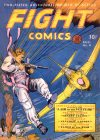 Cover For Fight Comics 8