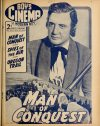 Cover For Boy's Cinema 1046 Man of Conquest Richard Dix