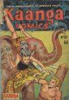 Cover For Kaanga Comics AUS 20