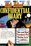 Cover For High School Confidential Diary 5