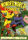 Cover For Wonderworld Comics 5