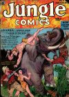 Cover For Jungle Comics 2 (paper/5fiche)