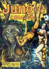 Cover For Jungle Comics 47