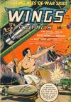Cover For Wings Comics 29