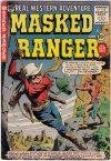 Cover For Masked Ranger 8