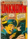 Cover For Adventures into the Unknown 68