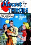 Cover For Heart Throbs 23
