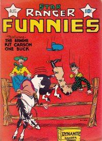 Large Thumbnail For Star Ranger Funnies v2 #4
