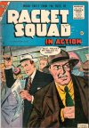 Cover For Racket Squad in Action 22