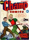 Cover For Champ Comics 24