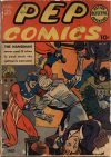 Cover For Pep Comics 21