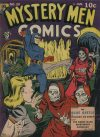 Cover For Mystery Men Comics 30