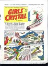 Cover For Girls' Crystal 1062