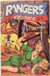 Cover For Rangers Comics 63