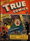 Cover For True Comics 5