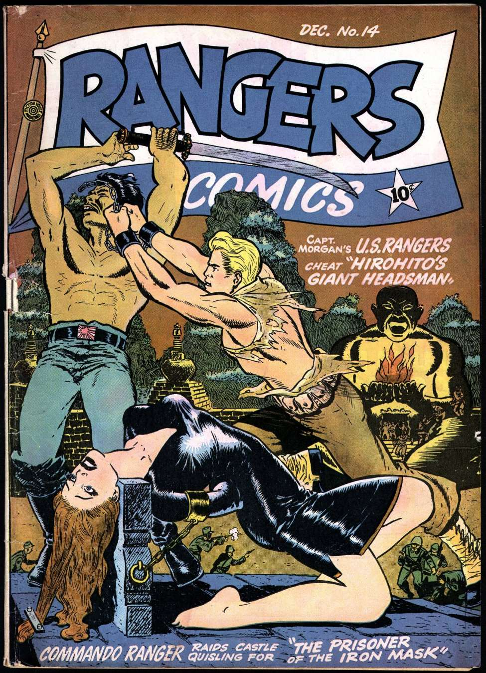 Comic Book Bondage Cover of the Day  Home