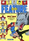 Cover For Feature Comics 95