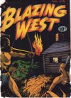 Cover For Blazing West 4