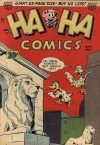 Cover For Ha Ha Comics 77