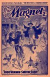Cover For The Magnet 1631 The Mystery of Vernon Smith!