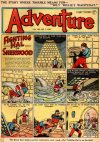 Cover For Adventure 1303