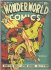 Cover For Wonderworld Comics 20