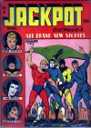 Cover For Jackpot Comics 2
