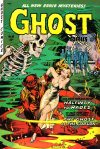 Cover For Ghost Comics 10